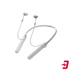 Беспроводные Bluetooth наушники с микрофоном Sony WI-C400 White
