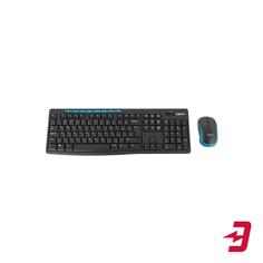 Игровой набор Logitech клавиатура + мышь MK275 (920-008535)