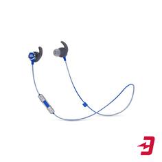 Беспроводные наушники с микрофоном JBL Reflect Mini BT 2 Blue (JBLREFMINI2BLU)