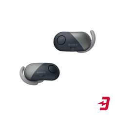 Беспроводные наушники с микрофоном Sony WF-SP700N Black