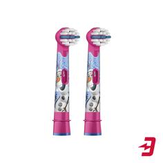 Насадка для зубной щетки Braun Oral-B EB10K Kids Frozen, 2 шт
