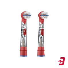 Насадка для зубной щетки Braun Oral-B Stages Power EB10K Star Wars, 2 шт