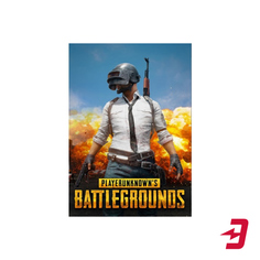 Игра для PS4 Sony PlayerUnknown's Battlegrounds