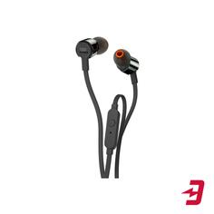 Наушники с микрофоном JBL T210 Black