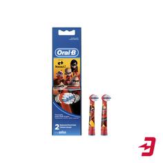 Насадка для зубной щетки Braun Oral-B EB10K Kids Incredibles 2, 2 шт