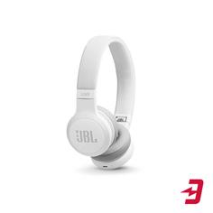Беспроводные наушники с микрофоном JBL Live 400BT White (JBLLIVE400BTWHT)