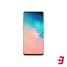 Смартфон Samsung Galaxy S10 Перламутр (SM-G973F/DS)