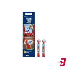 Насадка для зубной щетки Braun Oral-B Stages Power 2 шт, рисунок в ассортименте (EB10K)
