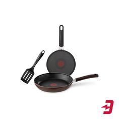 Набор посуды Tefal 04182810 Tendance Brownie, 3 предмета