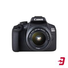 Зеркальный фотоаппарат Canon EOS 2000D EF-S 18-55 III Kit