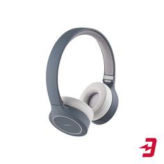 Беспроводные наушники с микрофоном Rombica MySound BH-08 Gray (BT-H012)