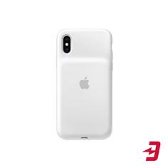 Чехол-аккумулятор Apple Smart Battery Case для iPhone Xs White (MRXL2ZM/A)