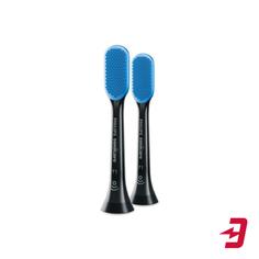 Насадка для зубной щетки Philips Sonicare HX8072/11 TongueCare+, для очищения языка, 2 шт