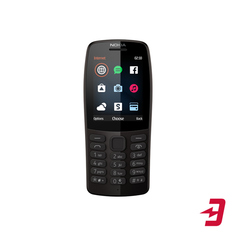 Мобильный телефон Nokia 210 DS Black (TA-1139)