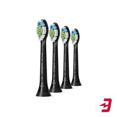 Насадка для зубной щетки Philips Sonicare HX6064/11 W2 Optimal White, для осветления зубной эмали, 4 шт
