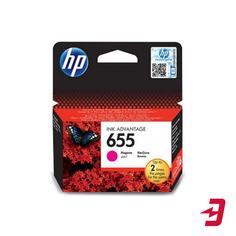 Картридж HP 655 Magenta CZ111AE
