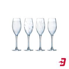 Набор бокалов для шампанского Luminarc 170 мл, 4 шт (N5286)