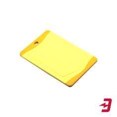 Доска разделочная Atlantis Flutto Yellow (F-B-Y)