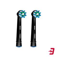 Насадка для зубной щетки Braun Oral-B Cross Action 2шт (EB50BK-2)