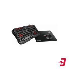 Игровой набор Sven GS-9200 клавиатура + мышь + коврик