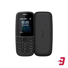 Мобильный телефон Nokia 105DS (2019) Black (TA-1174)