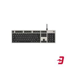 Игровая клавиатура Logitech G413 Silver (920-008516)
