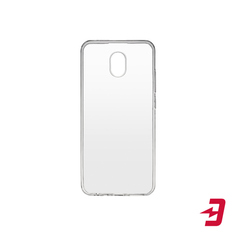 Чехол InterStep SLENDER EL для Xiaomi Redmi 8A, прозрачный (IS-FCC-XIA00RE8A-SD00O-ELGD00)