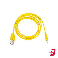 Кабель для iPod, iPhone, iPad Rombica Digital MR-01 Yellow (CB-MR01Y)