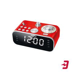 Радио-часы Telefunken TF-1593 Red/White