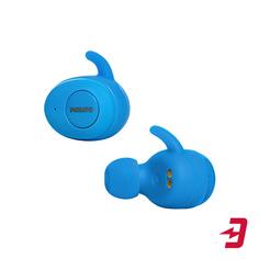Беспроводные наушники с микрофоном Philips UpBeat SHB2505 Blue