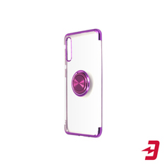 Чехол InterStep Frame Ring EL для Samsung Galaxy A30s/А50 Violet (IS-FCC-SAGA0A30S-FG07O-ELGD00)