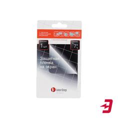 "Защитная пленка InterStep универсальная для смартфонов 7"" (IS-SF-TRAN7X1TR-000B201)"