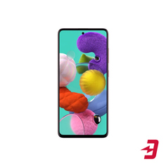 Смартфон Samsung Galaxy A51 128GB Red (SM-A515F)