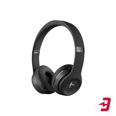 Беспроводные наушники с микрофоном Beats Solo3 Wireless Black (MX432EE/A)