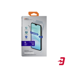 Защитная пленка InterStep invisible360 для Samsung A51 (IS-SF-SAM000A51-360AFCL-UNI)
