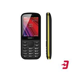 Мобильный телефон teXet TM-208 Black/Yellow