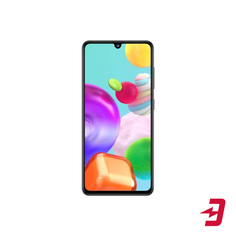 Смартфон Samsung Galaxy A41 64GB Black (SM-A415F/DSM)
