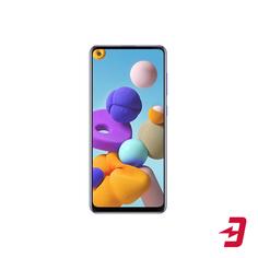 Смартфон Samsung Galaxy A21s 32GB Blue (SM-A217F/DSN)