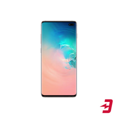 Смартфон Samsung Galaxy S10+ 128GB White Ceramic (SM-G975F/DS)