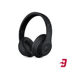 Беспроводные наушники с микрофоном Beats Studio3 Matte Black (MX3X2EE/A)