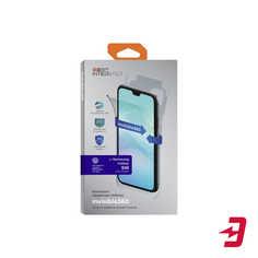Защитная пленка InterStep invisible360 для Samsung S10 (IS-SF-SAM000S10-360AFCL-UNI)
