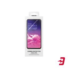 Защитная пленка Samsung для Galaxy S10E (ET-FG970CTEGRU)