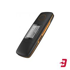 MP3-плеер Digma U3 4Gb черный/оранжевый
