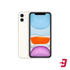 Смартфон Apple iPhone 11 64GB White (MWLU2RU/A)