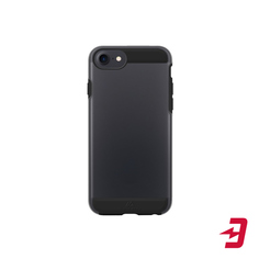 Чехол Black Rock Air Robust для iPhone 8/7/6/6S Black (800110)