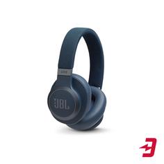 Беспроводные наушники с микрофоном JBL Live 650BTNC Blue (JBLLIVE650BTNCBLU)