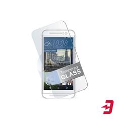 Защитное стекло 3D на заднюю панель InterStep для Apple iPhone 8 Plus Space Gray (IS-TG-IPH8PBK3B-000B202)