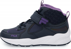 Кроссовки для девочек Fila Jaden Mid, размер 38