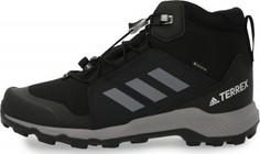 Ботинки утепленные для мальчиков adidas Terrex Mid GTX K, размер 35