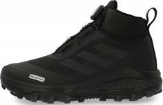 Ботинки утепленные для мальчиков adidas Fortarun Boa Atr Winter.Rdy, размер 38.5